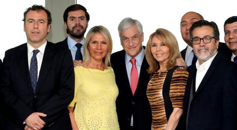 Amplitud apuesta todas sus fichas a Piñera y se integra al comando presidencial