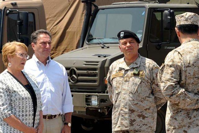 Parada Militar 2017: Ejército mostrará nuevos equipos logísticos