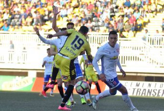 La 'U' da el primer golpe en los cuartos de final de la Copa Chile al vencer ajustadamente a San Luis