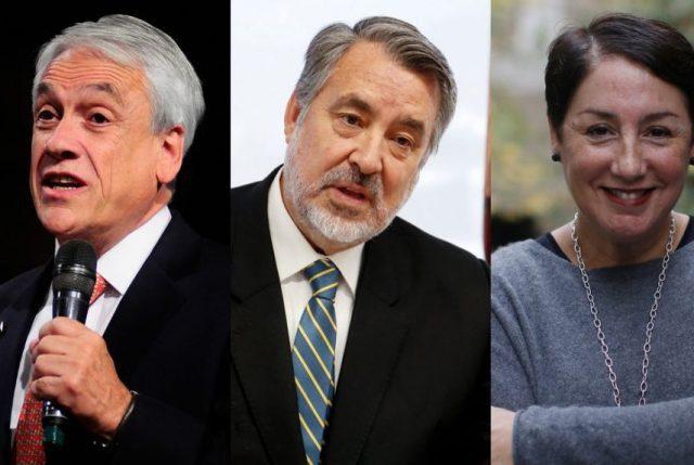Estudio de la U. Central establece escenario de segunda vuelta con Piñera a la cabeza