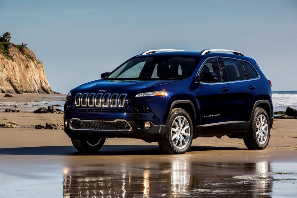 Si tienes un Jeep Cherokee 2014-15 preocúpate: Se detectó defecto en la palanca de cambio electrónico