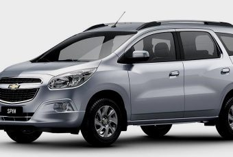 Sernac emite Alerta de Seguridad para Chevrolet Spin 2016-2017