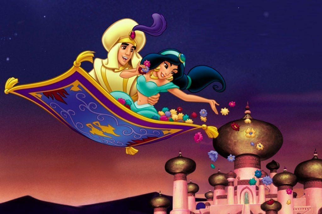 Disney anunció el elenco de la película Aladdín, la nueva adaptación de acción real del clásico animado