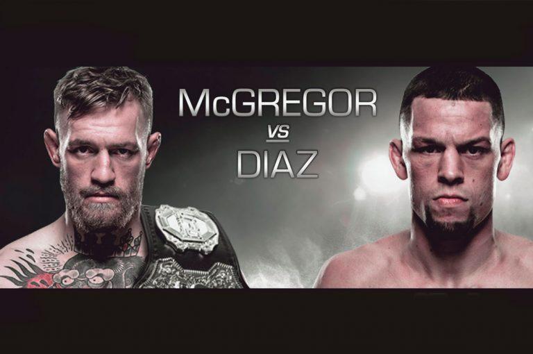 La revancha de McGregor