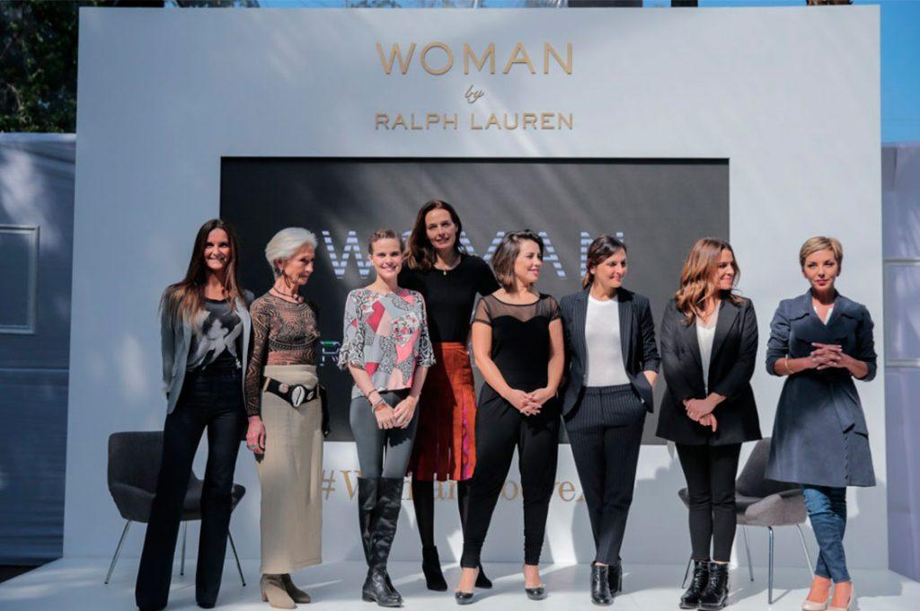 Ralph Lauren presenta Woman, la nueva fragancia para la Mujer