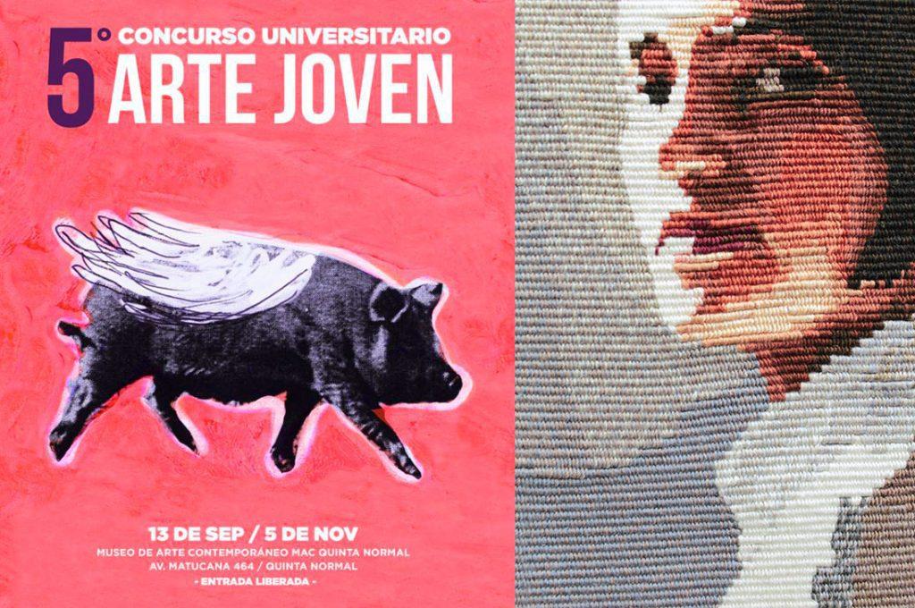 La exposición de arte joven más importante del país inaugura su quinta versión en MAC Quinta Normal