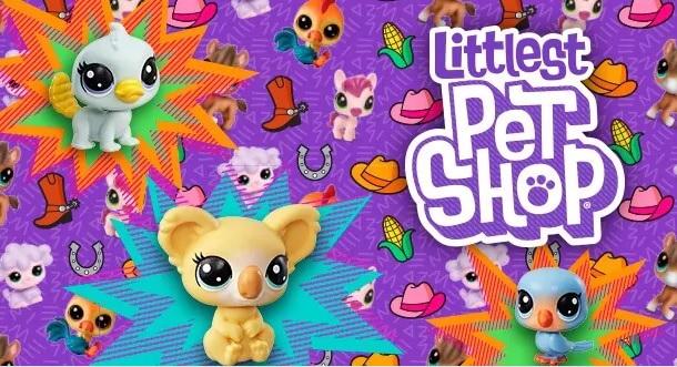 Con cambio de imagen Littlest Pet Shop presenta su nueva colección