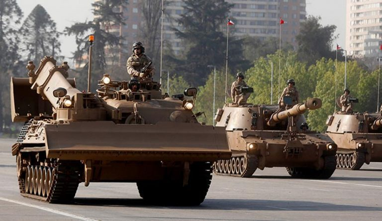 Ranking GPF 2017: Chile baja un puesto y es la séptima potencia militar latinoamericana y Bolivia sube 20 lugares