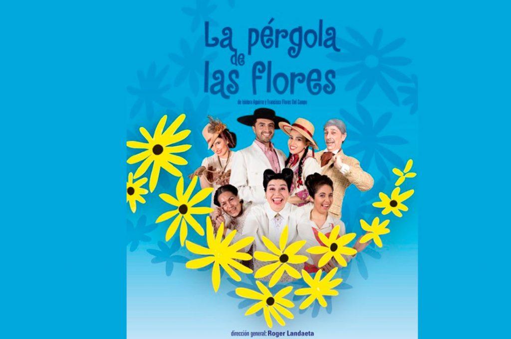 "Teatro: ""La Pérgola de las Flores"" se toma el Centro Cultural San Ginés del 15 al 18 de septiembre"