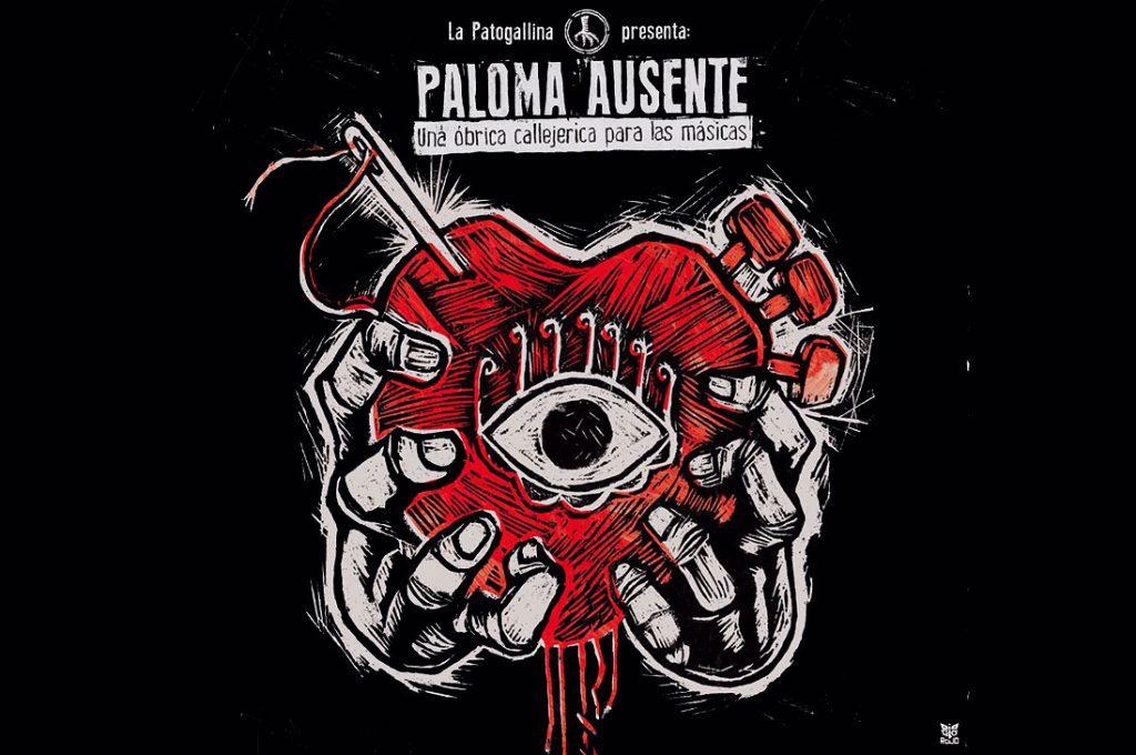"""Estreno """"Paloma Ausente"""" el homenaje de la PatoGallina a Violeta Parra"""