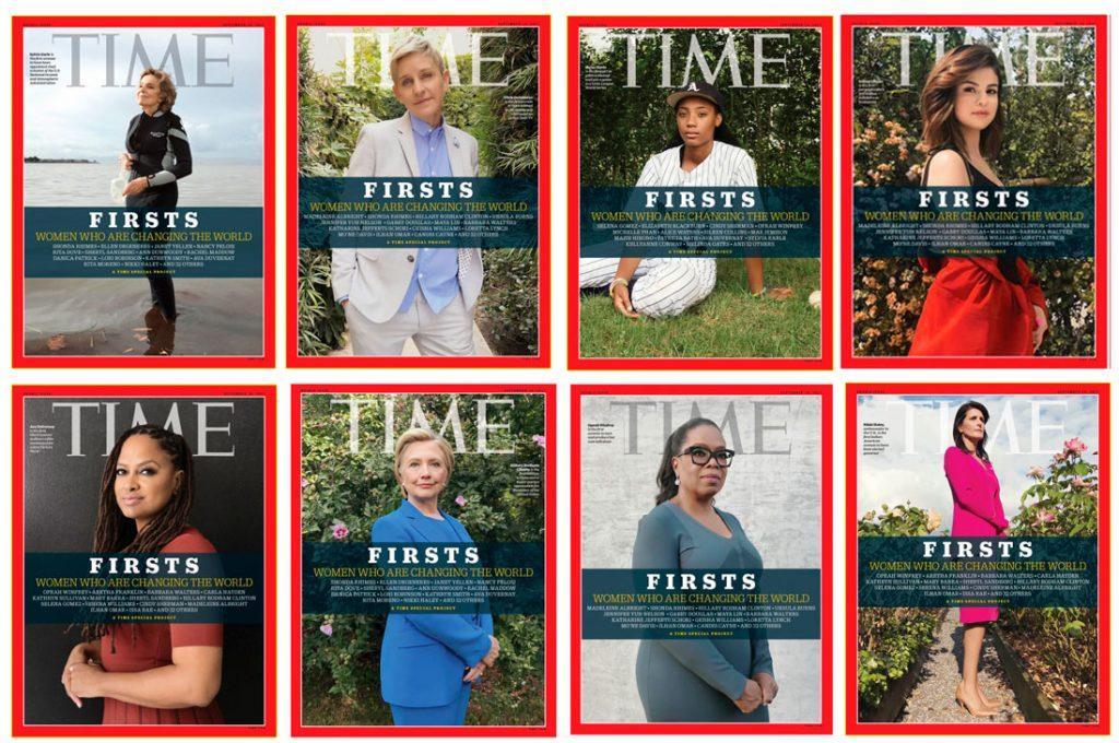 """Portada de la revista """"Time"""" la hacen usando la cámara del iPhone"""