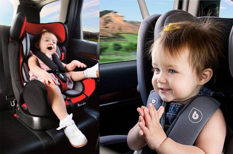 Fin de semana extra largo por el 18:  Hay que cuidar a los niños si se viaja en auto