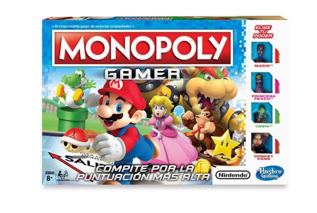 Monopoly Gamer: Súper Mario se toma el tablero y revoluciona la forma tradicional de jugar Monopoly