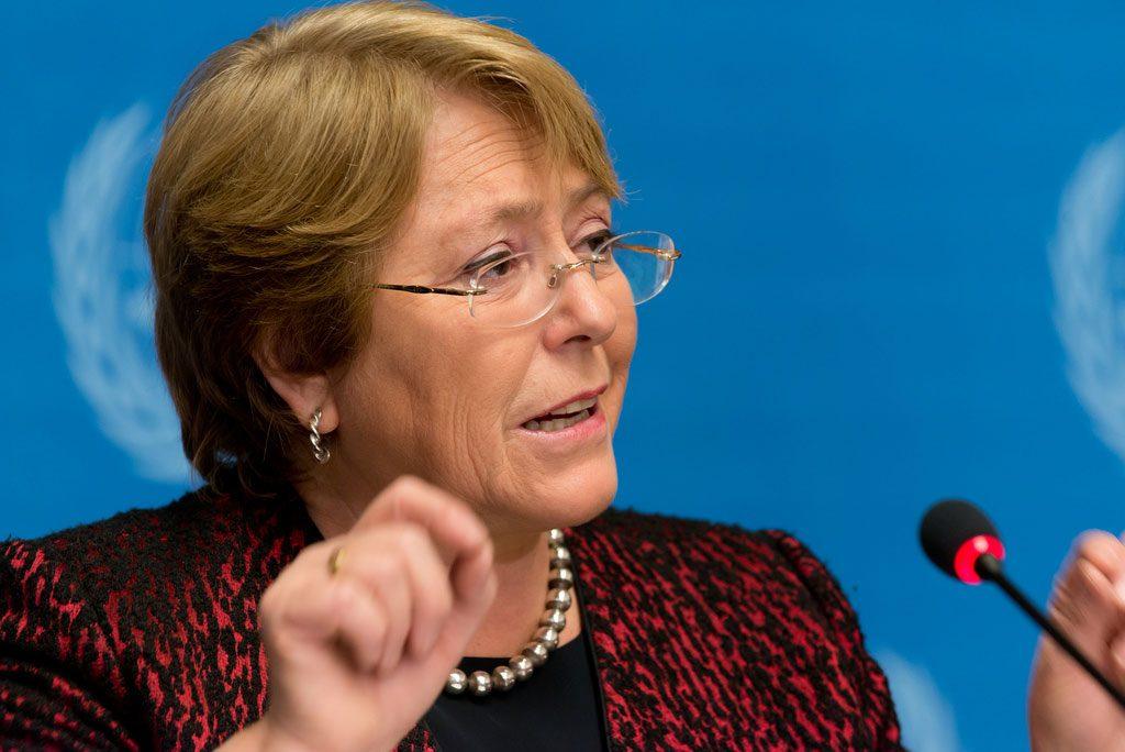 """Bachelet defiende el legado de su gobierno y admite que las reformas fueron hechas porque """"eran necesarias"""""""