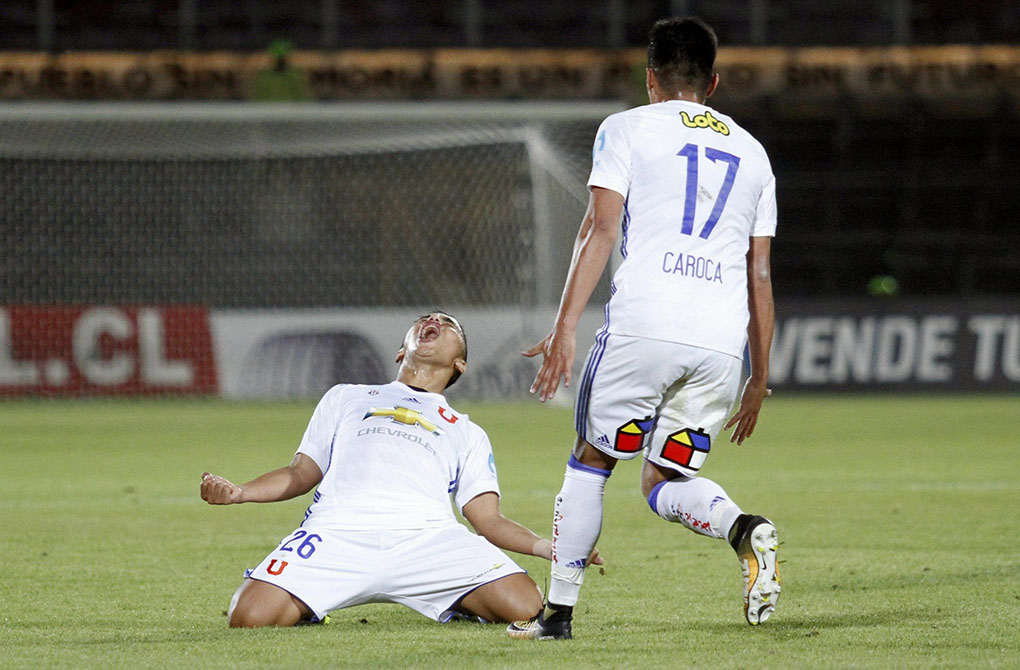 """La """"U"""" supera a Deportes Antofagasta dando el primer paso a la final"""