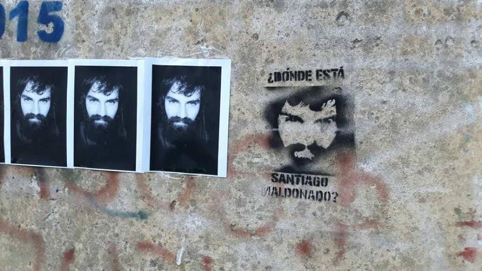 Argentina: Familia de Santiago Maldonado dice que aún no puede confirmar identidad del cuerpo encontrado en Río Chubut