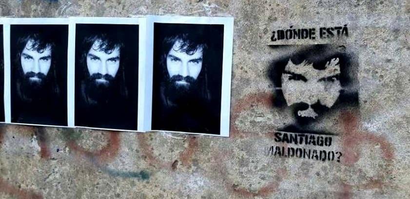 Trasladan a Buenos Aires cuerpo que podría ser de Santiago Maldonado para determinar su identidad