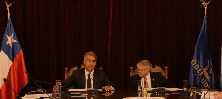 Ante el Pleno de la Corte Suprema expusieron candidatos presidenciales: NO asistieron Piñera y Artés