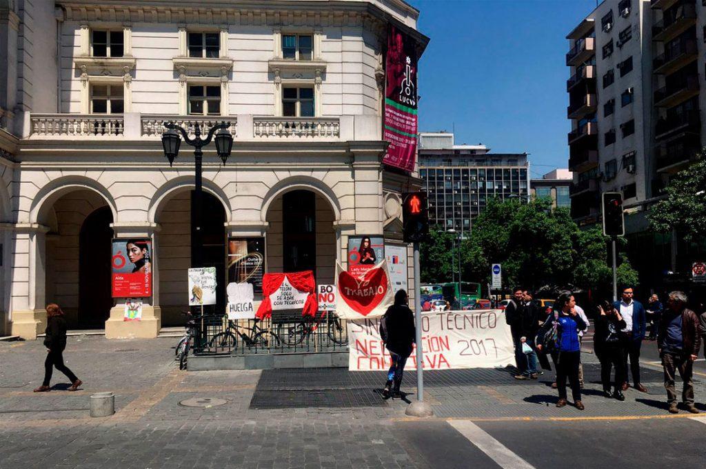 Fin de conflicto en el Municipal de Santiago