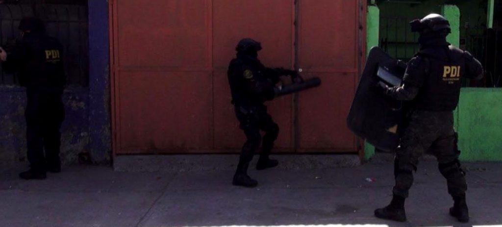Intendencia Metropolitana toma la iniciativa para que Fiscalía investigue supuesto tráfico de armas en zona sur de Santiago