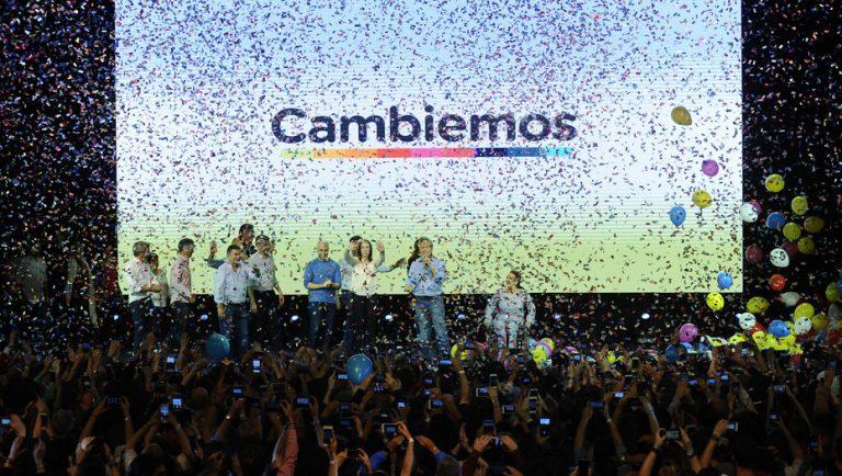 Argentina: Coalición de Macri se impuso en los distritos más grandes del país y venció a Cristina Kirchner