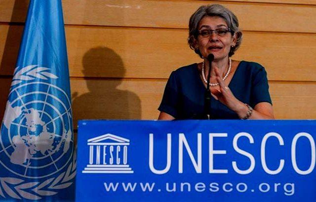 """Directora general de la UNESCO y retiro de EEUU: """"Es una pérdida para el multilateralismo"""""""