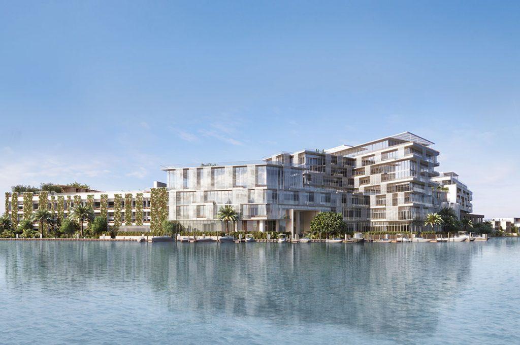 Residencias de ultra lujo en Miami diseñadas para captar todos los sentidos