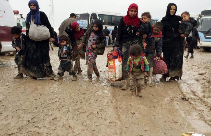 El 12 de octubre llegan a Chile 70 refugiados sirios desde El Líbano