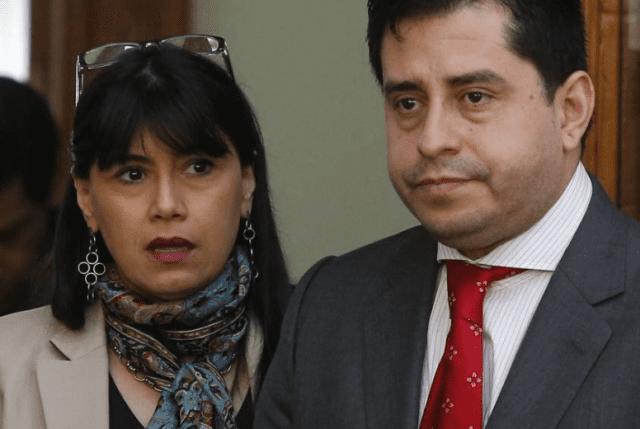 Portonazo a cuestionada Javiera Blanco genera burlesca reacción en Twitter