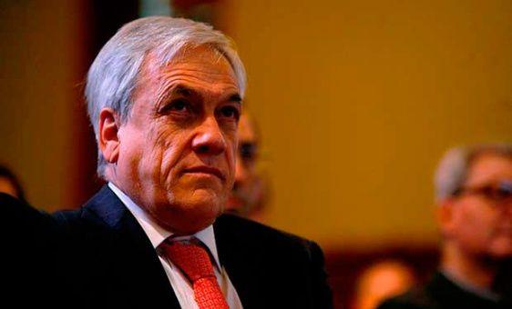 """Piñera califica de """"bajeza"""" minuta del comando de Guillier y Velasco le responde: """"La verdad duele"""""""