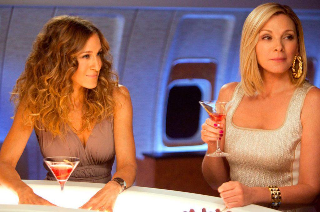 Las actrices de Sexo and the City han protagonizado su último enfrentamiento