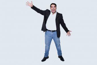 """Rodrigo Villegas presenta """"Había una vez 1 chileno y 2 Argentinos…"""""""