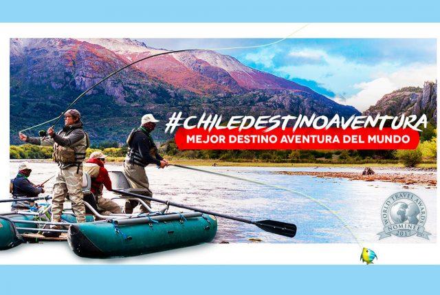 Chile busca convertirse en el mejor destino de turismo aventura del mundo