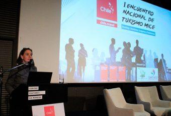 Más de 130 personas participaron en el Primer Encuentro Nacional de Turismo MICE en Chile