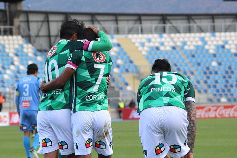 Wanderers logra importante triunfo ante O'Higgins en Rancagua