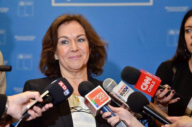 Ministra Krauss (DC) llama a la unidad del sector y dice confiar en llegar a acuerdo con el PC
