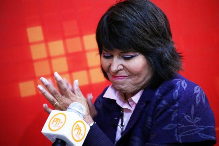 """Carmen Gloria Quintana pide la salida de Campos: """"No está a la altura, no tiene los conocimientos, es indigno del cargo"""""""