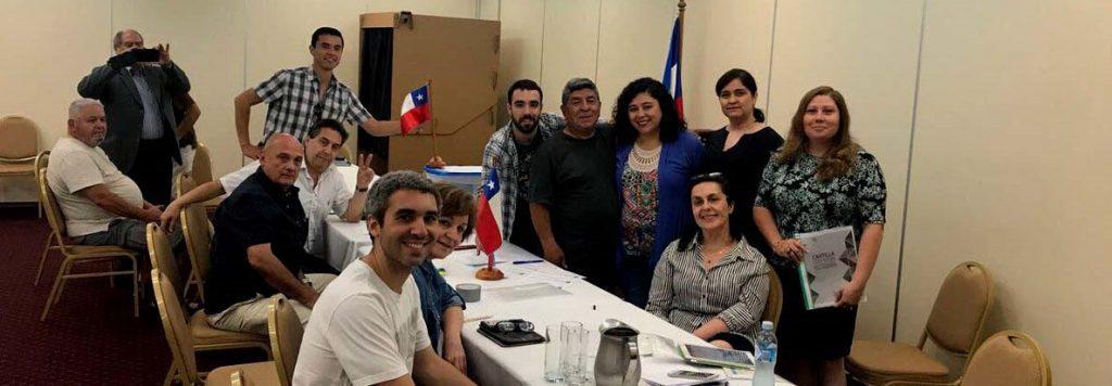 Elección Presidencial, Parlamentarias y Cores ha comenzado en Nueva Zelandia