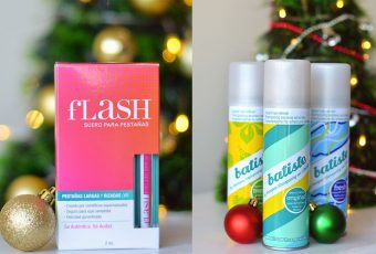 Pestañas soñadas y un pelo radiante son el mejor regalo de Navidad para la mujer que más quieres