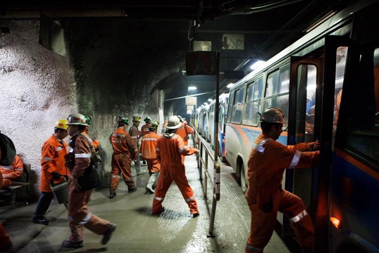 Estudio revela que al 2027 la minería necesitará incorporar 29.300 trabajadores