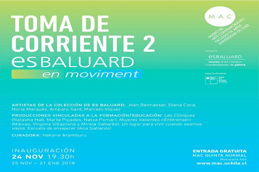 Exhibición reúne lo mejor del videoarte mediterráneo en MAC Quinta Normal