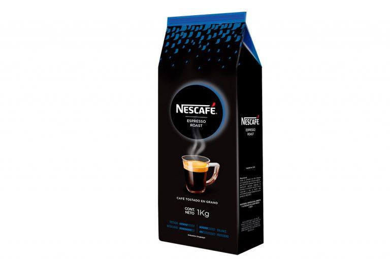 Nescafé Espresso Roast: la nueva experiencia del café en grano