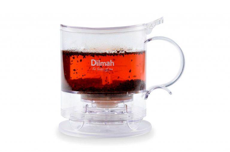 Dilmah sorprende con la copa perfecta para el té
