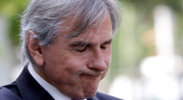 """Senador Moreira acusa a la justicia de persecución política por """"ser pinochetista"""""""