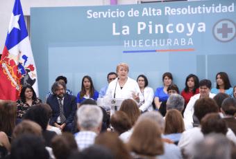 """Bachelet y segunda vuelta: """"No da lo mismo quien gobierne"""""""