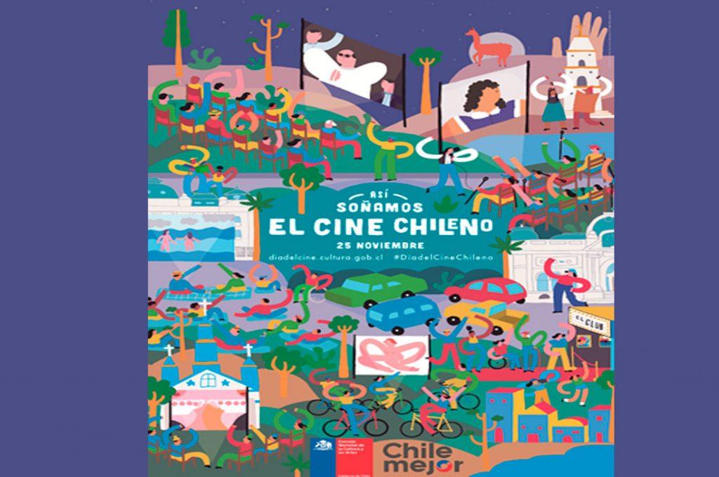 Cineplanet invita a todos a celebrar el día del cine chileno