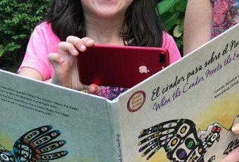 Esta Navidad sorprende a los máspequeños con un libro con APP de realidad aumentada