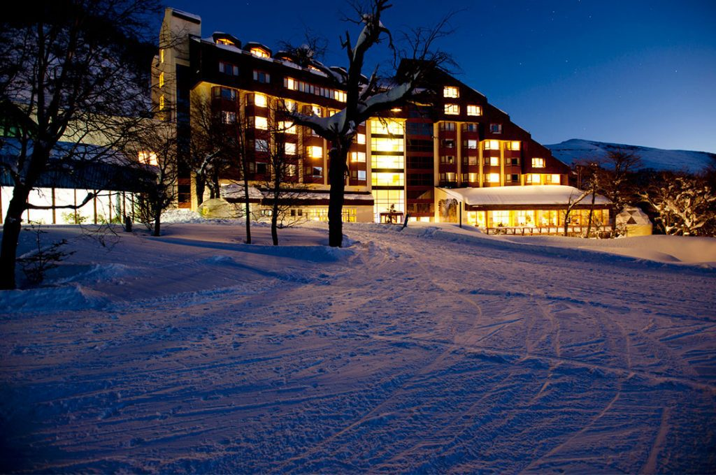 Termas de Chillán es reconocido como el mejor Hotel de Montaña del país