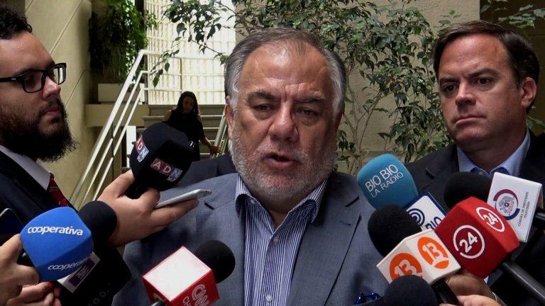 Diputados Andrade (PS) y Walker (DC) le piden al gobierno acelerar tramitación de proyecto que mejora las pensiones