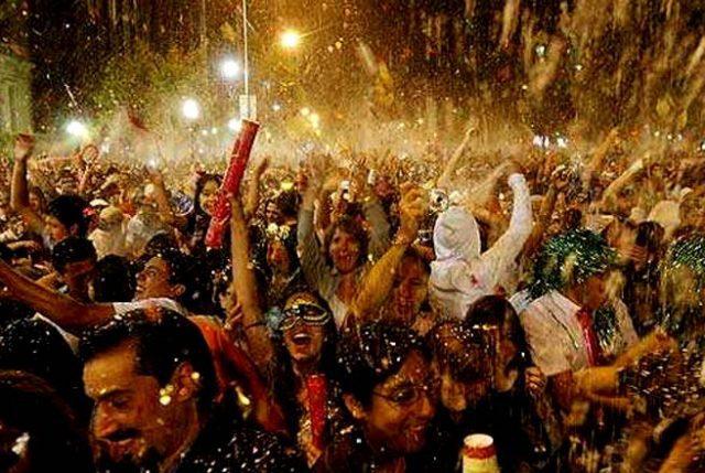 TEMOR a manifestaciones hace que municipios SUSPENDAN FIESTAS PUBLICAS DE AÑO NUEVO